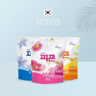 韩国进口碧珍柔顺剂 2100ml