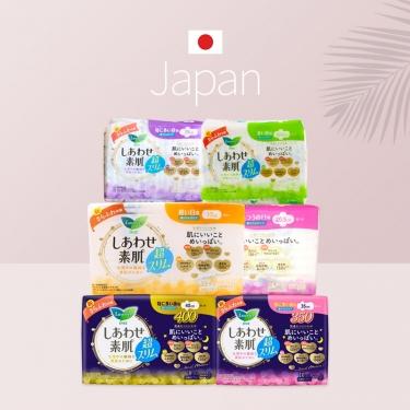 日本进口花王乐而雅F系列卫生巾