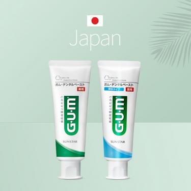 日本进口全仕康牙膏 预防牙周炎120g 药用