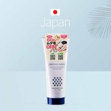 日本进口CECILE MAIA脱毛膏200g