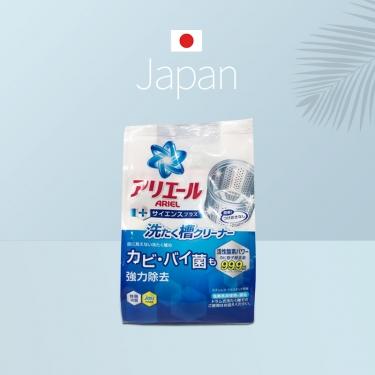 日本进口宝洁波轮式洗衣机槽清洗剂250g