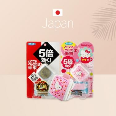 日本进口未来驱蚊手表20日