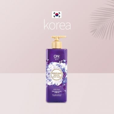 韩国进口安宝笛梦中魅惑香水美肌沐浴露500g
