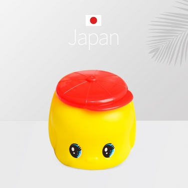 日本进口福而可小黄鸭面霜50g