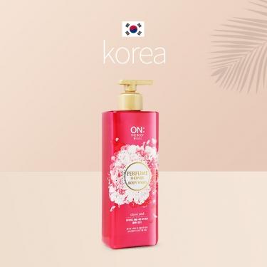 韩国进口安宝笛守护爱恋香氛美肌沐浴露500g