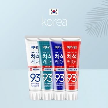 韩国进口爱茉莉麦迪安93%牙膏120g