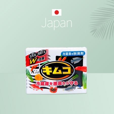 日本进口小林制药冰箱除臭活性炭 113g