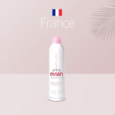 法国进口依云天然活肤矿泉水喷雾300ml