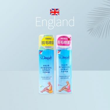 英国进口杜碧丝温和脱毛喷雾脱毛膏200ml