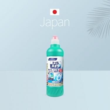 日本进口花王马桶清洁剂洁厕灵500ml