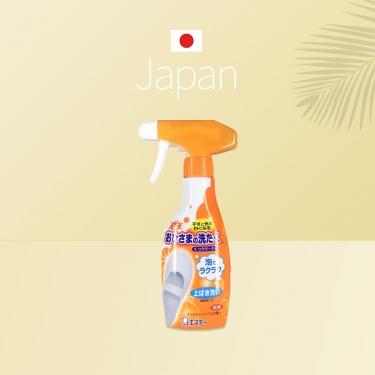 日本进口ST小鸡仔小白鞋清洗剂240ml
